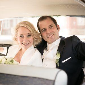 Anke und Andre, Hochzeit in Münster