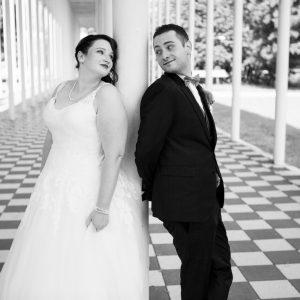 Madeleine und Uwe, Hochzeit in Böblingen