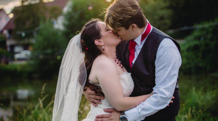 Daniela und Max, Hochzeit in Holzgerlingen